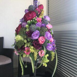 Dekoracija u vazi X2