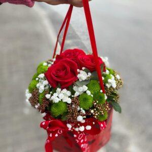 Flower box X3