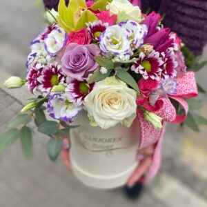Flower box X5