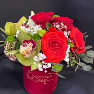 Flower box X9