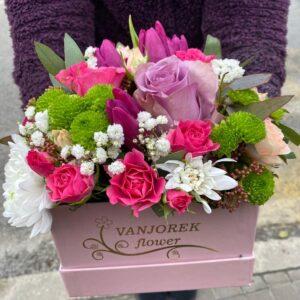 Flower box Y4
