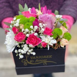 Flower box Y5
