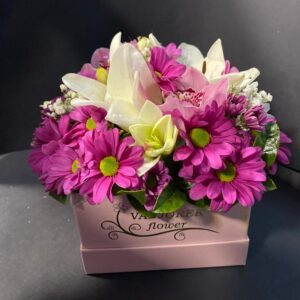 Flower box X25